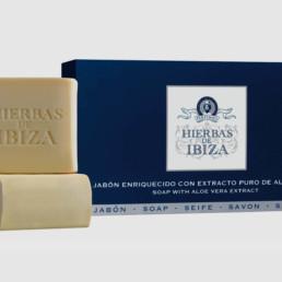 Jabon natural de la marca Hierbas de Ibiza Perfumes